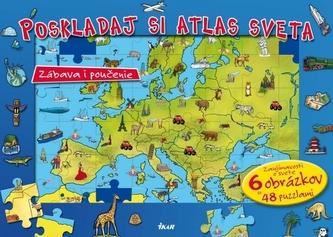 Poskladaj si atlas sveta