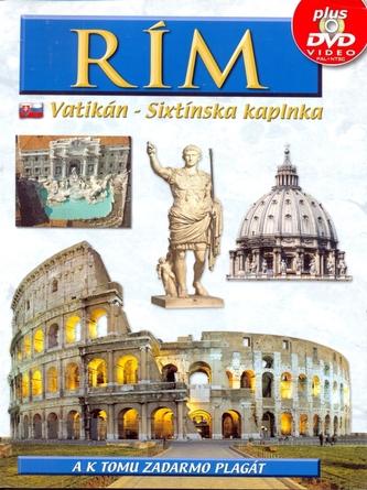 Rím + DVD - 2. vydanie