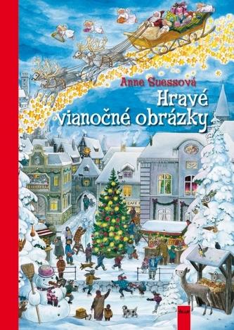 Hravé vianočné obrázky