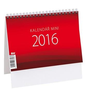 Mini týdenní - stolní kalendář 2016