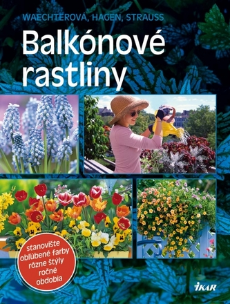 Balkónové rastliny