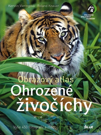 Ohrozené živočíchy - Obrazový atlas