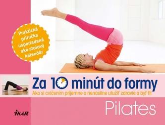 Za 10 minút do formy – Pilates