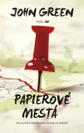 Papierové mestá, 2. vydanie