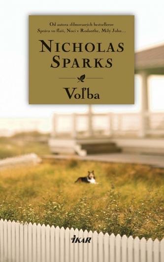 Voľba - Nicholas Sparks