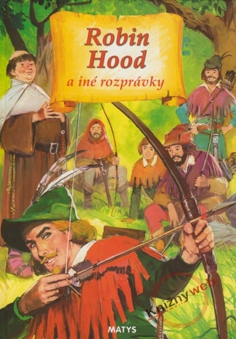 Robin Hood a iné rozprávky