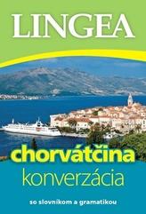 LINGEA-Chorvátčina - konverzácia so slovníkom a gramatikou-3.vyd.