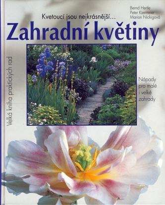 Zahradní květiny - 4. vydání