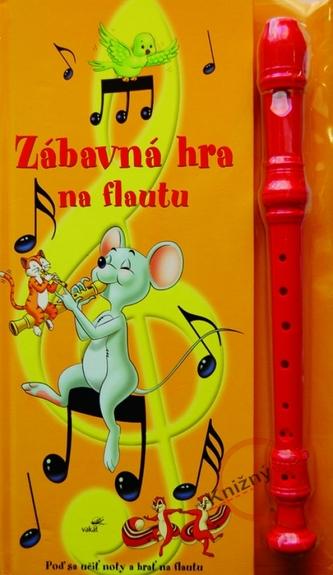 Zábavná hra na flautu