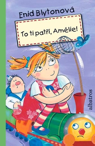 To ti patří, Amélie