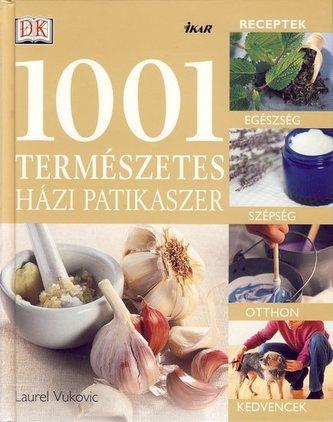 1001 Természetes házi patikaszer / 1001 prírod. prostried.