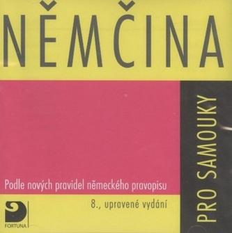 CD Němčina pro samouky 2CD - Drahomíra Kettnerová
