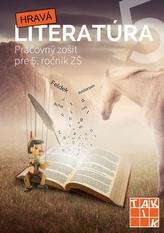 Hravá literatúra Pracovný zošit pre 5. ročník ZŠ