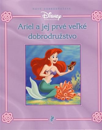 Ariel malá morská víla - Disney