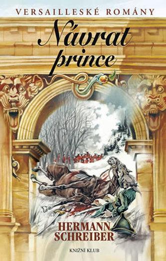 Návrat prince - Versailleské romány 5