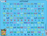 Puzzle MAXI - Sčítání/81 dílků