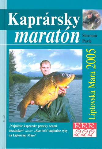 Kaprársky maratón - Liptovská Mara 2005
