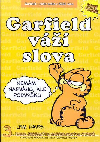 Garfield váží slova (č.3) - 2.vyd