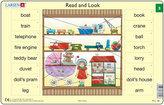 Učební puzzle MIDI - Angličtina-slovíčka RA2/16 dílků(2 druhy)