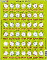 Puzzle MAXI - Kolik je hodin/42 dílků
