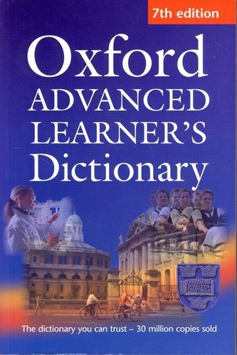 Oxford Advanced Leaner`s Dictionary -7th edition +CD