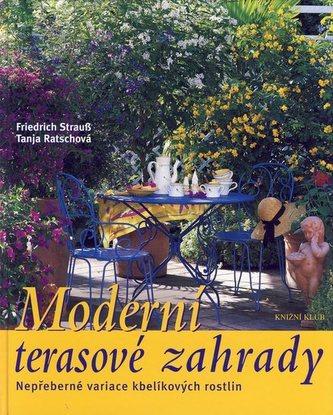 Moderní terasové zahrady