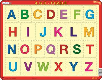 Puzzle MAXI - ABECEDA 26/dílků