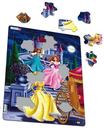 Puzzle MAXI - 3 princezny/35 dílků