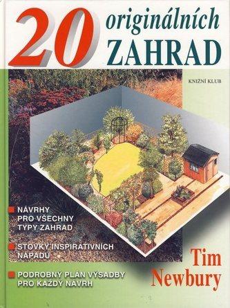 20 originálních zahrad - 2.vydání