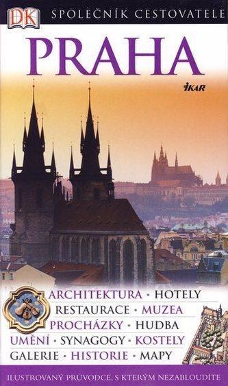 Praha - Společník cestovatele 4. vydání