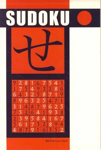 Sudoku (červená) - Fortuna Print