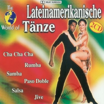 Lateinamerikanische Tänze  2CD