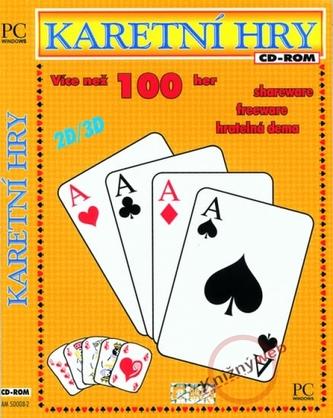 Karetní hry CD-ROM
