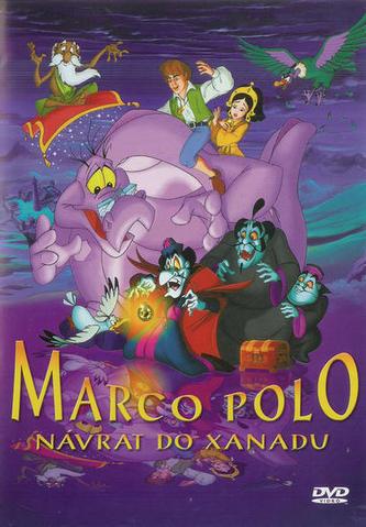 Marco Polo DVD