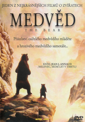 Medveď DVD