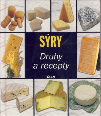Sýry. Druhy a recepty