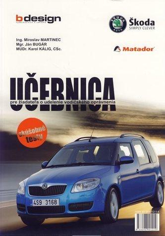 Učebnica pre žiadateľa o udelenie vodičského oprávnenia(2.vy)