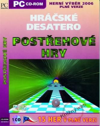 Postřehové hry - 15 plných verzií CD-ROM