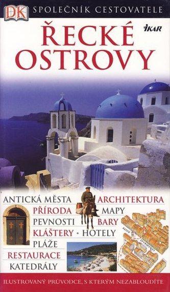 Řecké ostrovy - společník cestovatele - 3.vydání
