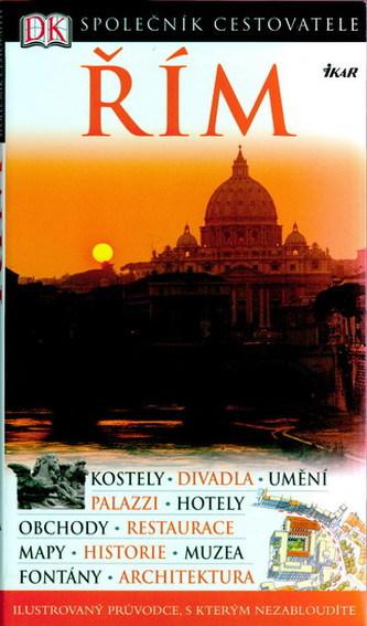 Řím - společník cestovatele - 4.vydání