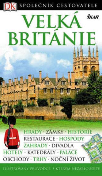 Velká Británie - společník cestovatele - 3.vydání