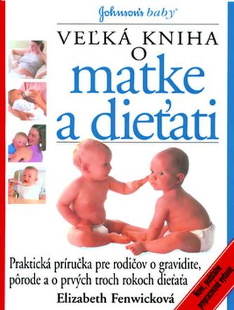 Veľká kniha o matke a dieťati - 12.prepracované vydanie