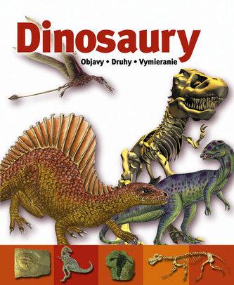 Dinosaury - Objavy . Druhy . Vymieranie