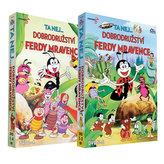 Dobrodružství Ferdy mravence - 8 DVD - Ta nej...
