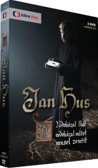Jan Hus - 3 DVD + bonus 1 DVD