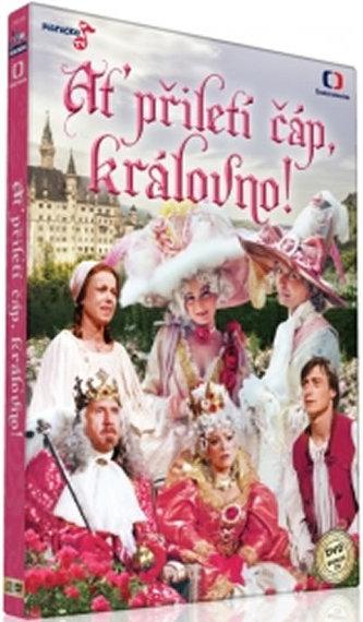 Ať přiletí čáp, královno! - DVD