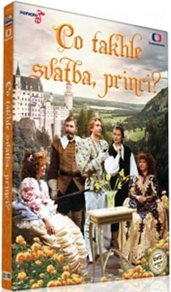 Co takhle svatba, princi? - DVD