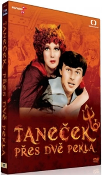 Taneček přes dvě pekla - DVD