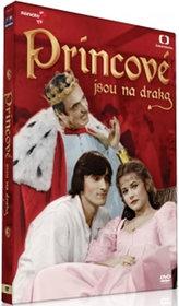 Princové jsou na draka - DVD