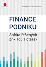 Finance podniku - Sbírka řešených příkladů a otázek